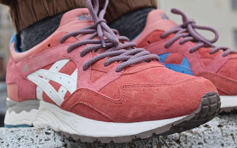 Ronnie Fieg Gel Lyte 5 Shoelaces