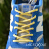 Yellow Boa New Balance Laces