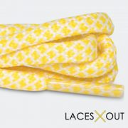 Yellow Rope Shoelaces Cheap