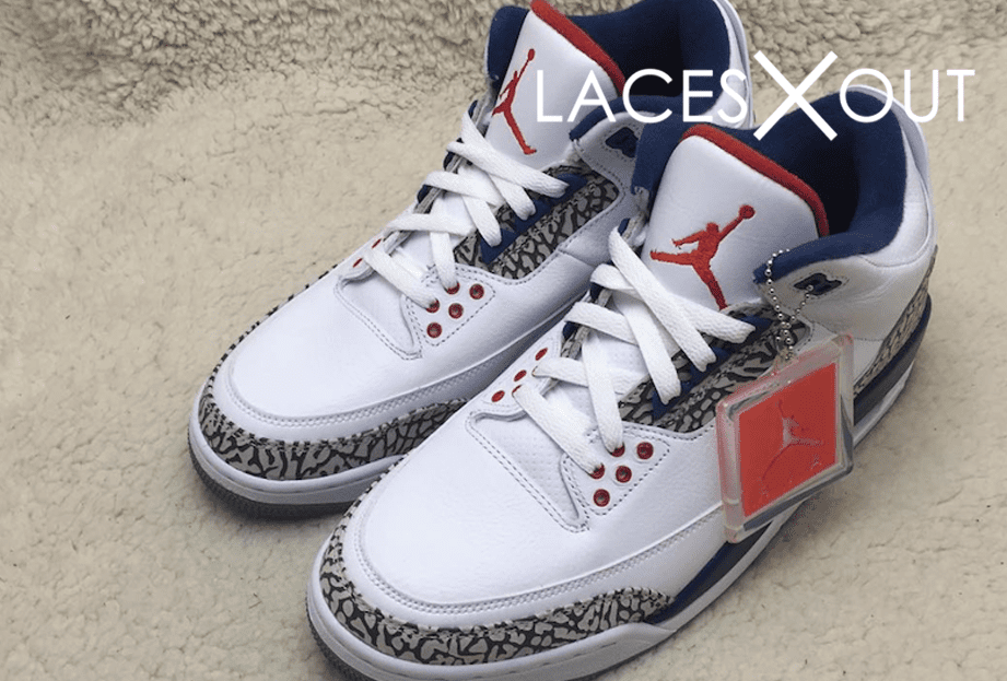 457caf6dac22d0 Air Jordan 3 OG True Blue November Release Date