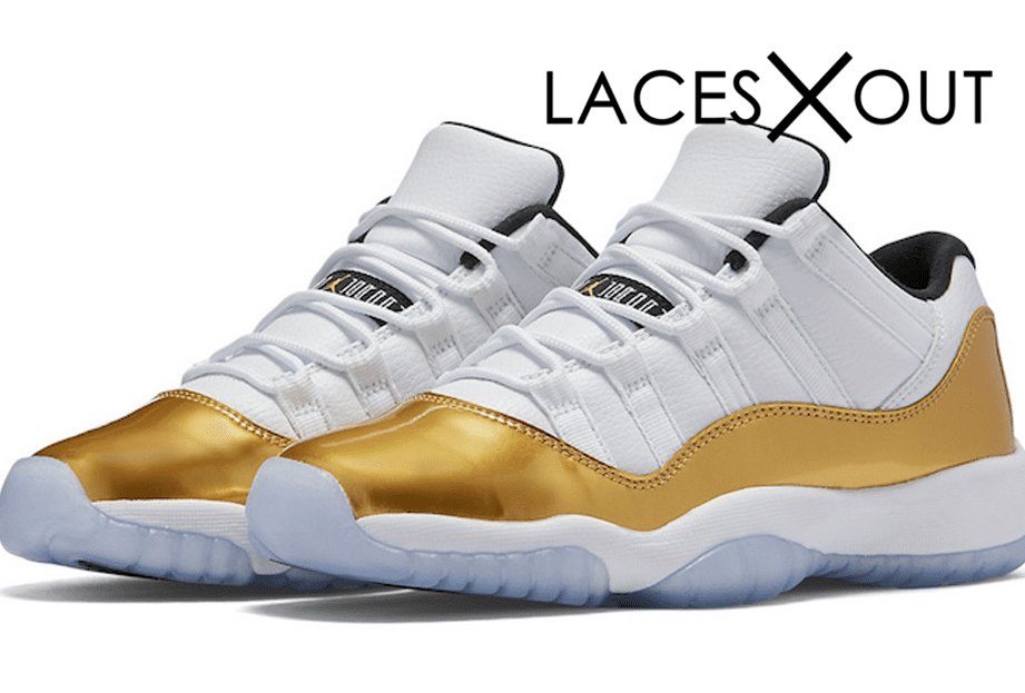 "Air Jordan 11 Low ""Closing Ceremony"" Release Date"