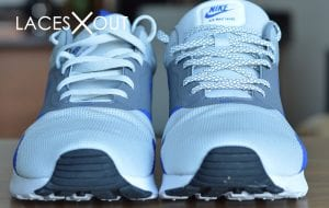Grey Air Max Laces