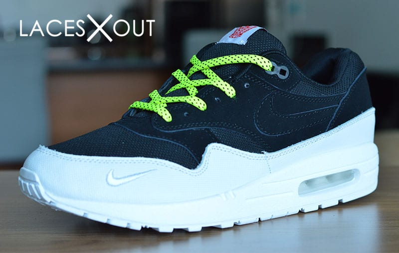 Nike Air Max 1 Chaussures Hyperfuse Premium Lacets qLjIBPXNI