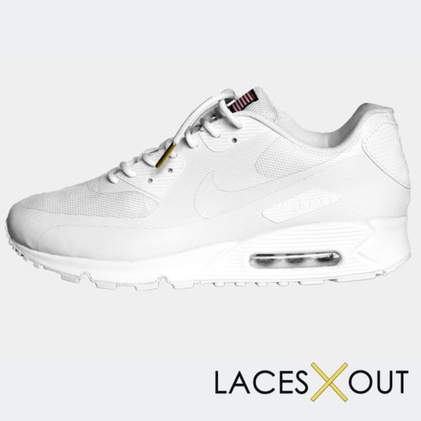 Air Max White Laces
