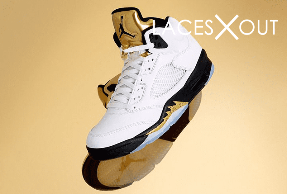 Air Jordan 5 Retro Gold Medal Release Date