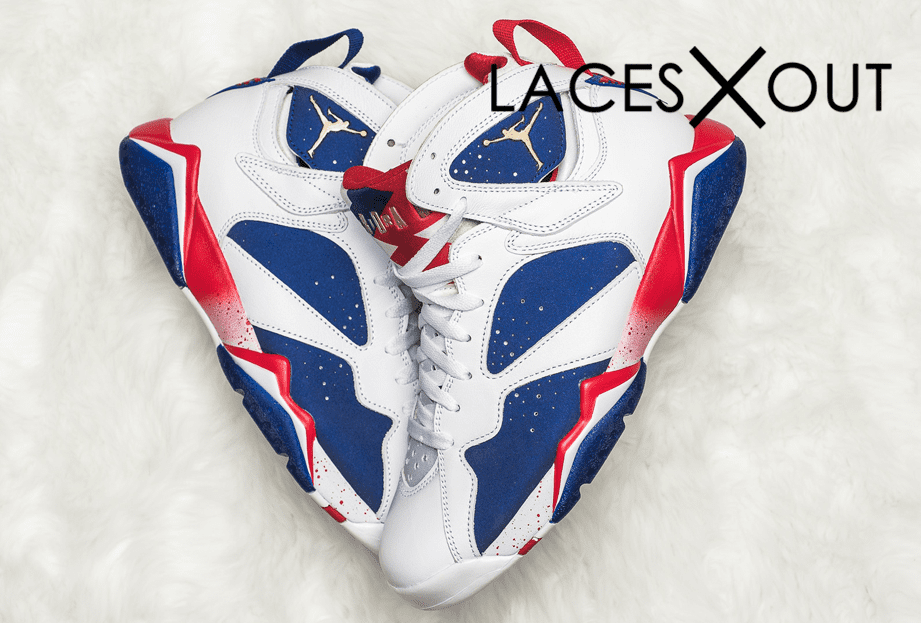 Air Jordan 7 Tinker Alternate Release Date