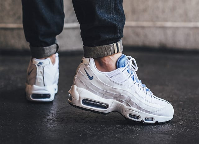 nike air max 95 shoelaces