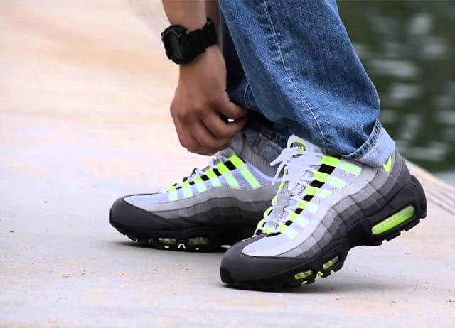 NIKE Air Max 95 Essential Sneakerlounge