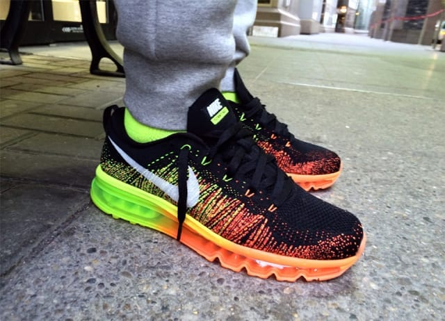 Nike Air Max Modern Flyknit Men's Shoe. Nike
