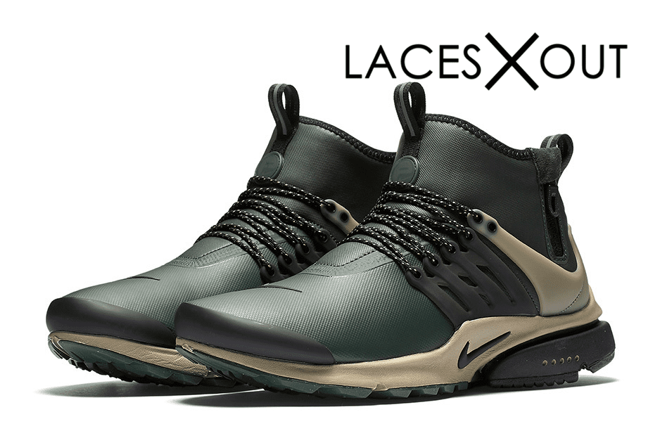 Nike Air Presto Mid Utility Release Date
