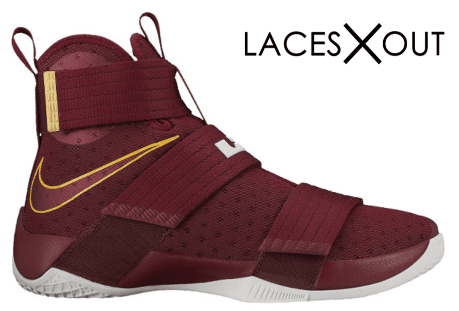 Nike LeBron Soldier 10 Christ the King Release Date