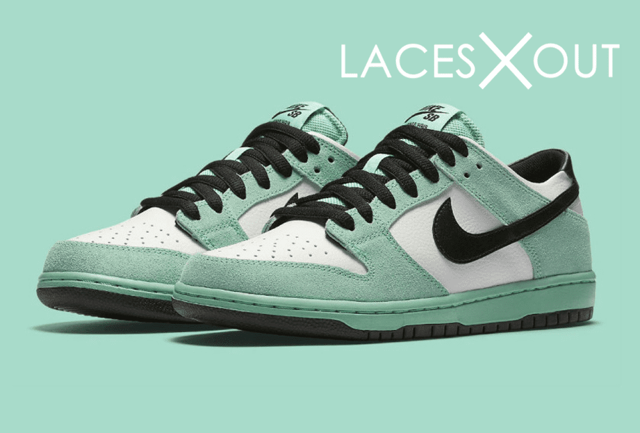 "Nike SB Dunk Low ""Sea Crystal"" Release Date"