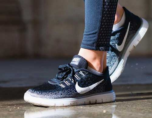 Nike Longueur Lacets Free Run