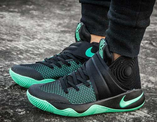 4d4657d6f5f1d Nike Kyrie 2 Shoelace Sizes  Exact Length