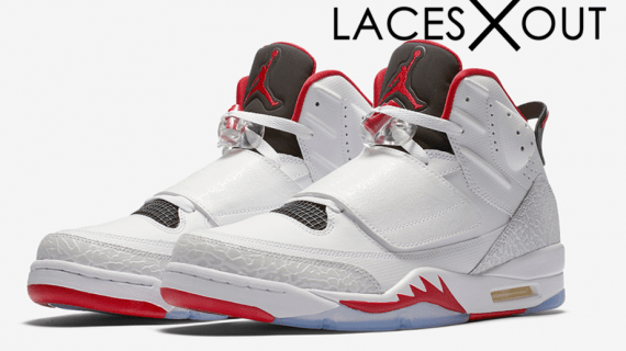 Jordan Son of Mars 'Fire Red' Release Date